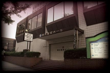 入り口は建物内になる予定です。
