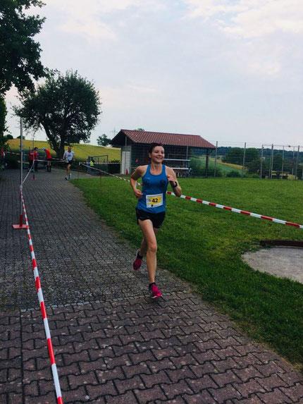 Kathrin Hottinger-Kreismeisterin der Frauen
