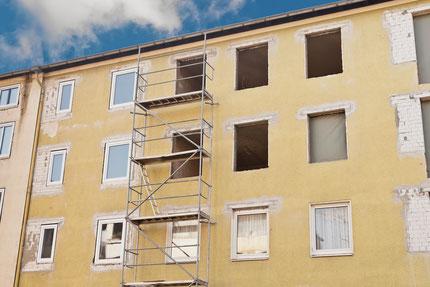 Fensteraustausch in München,Fenstermontage ,Sanitärinstallationen,Fliesenverlegung