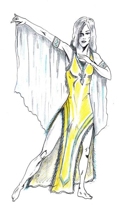 Par Saïd, mari de Nathalie N., danseuse