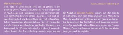 Bannerkampagne für sensual-healing.ch