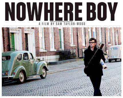 映画「Nowhere Boy」