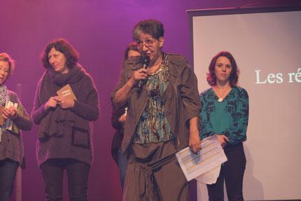 Show Littéraire à l'Eden sausheim Ramdam2018