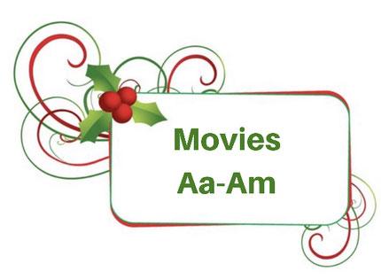 Christmas Movies A