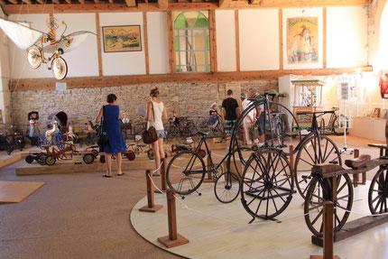 Bicycle Museum of Tournus