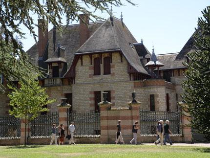 Louis Mantin House