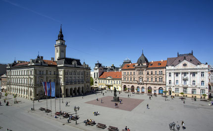 NOVI SAD THE CITY OF CULTURE - Copyright Tourist Organization of The City of Novi Sad