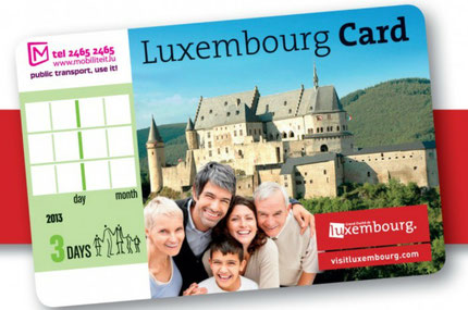 Luxembourg top things to do - Luxembourg Card - Copyright Visit Luxembourg