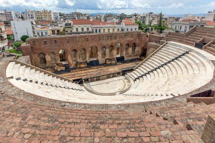Roman Odeon Patras