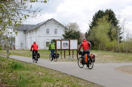 Vennbahn cycle route