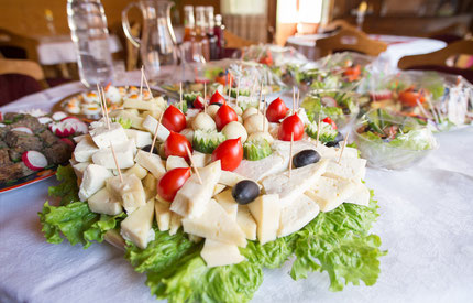 Cheese and Tuica Festival