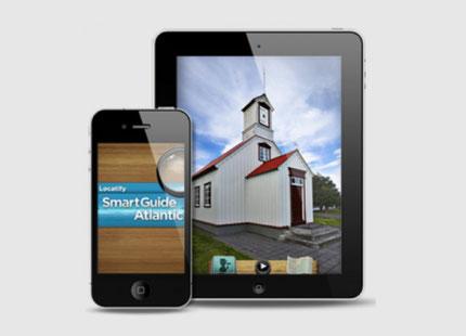 VisitKlaustur App
