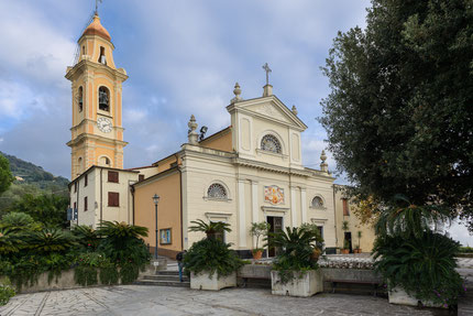 Church of Zoagli