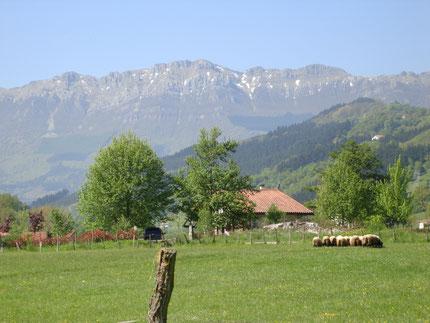 Aizkorri-Aratz nature park Goierri