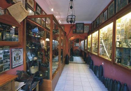 Military museum in Slovenske Konjice