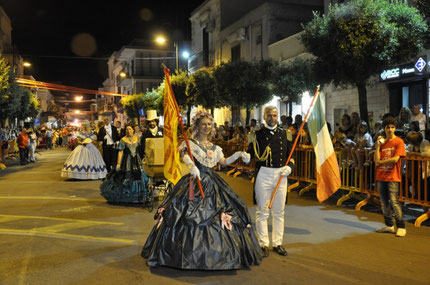 Local festival in Crispiano