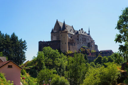 Luxembourg top things to do - Castles - Copyright  Maxime Thibault