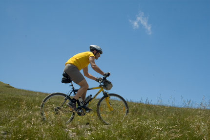 Northern Velebit National Park - Cycling