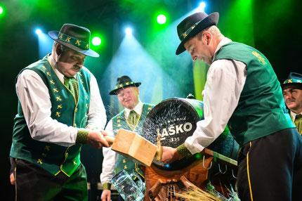 Lasko Pivo in Cvetje Festival