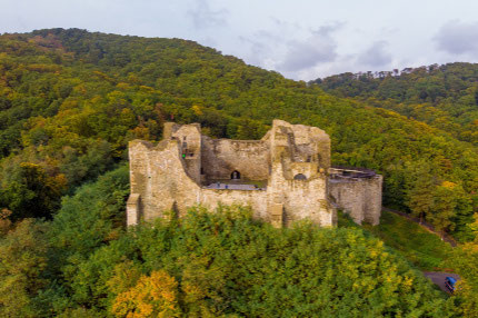 Visiting Neamţ Fortress