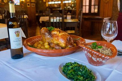 Gastronomy in Barcelos