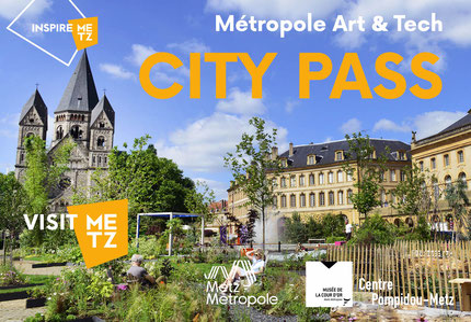 City Pass Metz