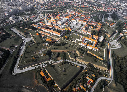 Fortress of Alba Iulia