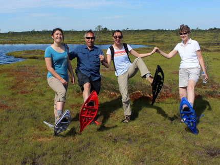 Top things to do in Soomaa - Guided bog shoe hike in Soomaa National Park