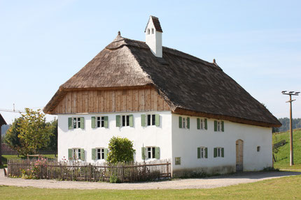 Umgesetztes Bayerisches Bauernhaus