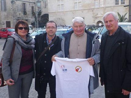 Le soutien de Raymond Poulidor