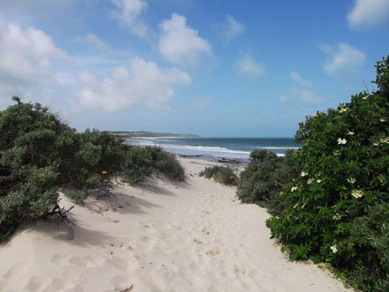 La côte d'Opale