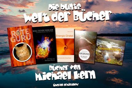 Die bunte Welt der Bücher... Bücher von Michael Kern