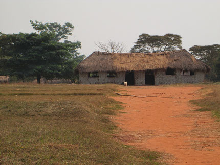 So sah das Schulgebäude früher aus!