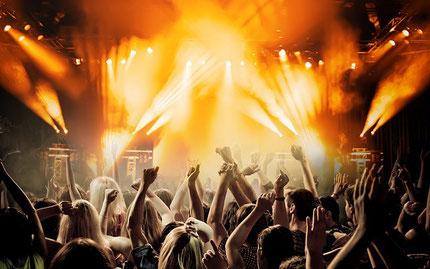 Zuschauer Konzert