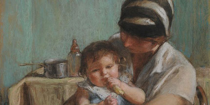 Définition de la mère suffisamment bonne, préoccupation maternelle primaire définition. Winnicott
