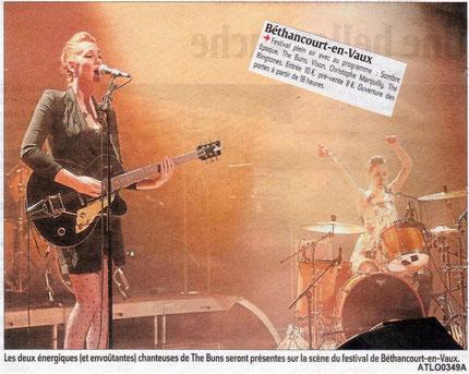 Article : Aisne Nouvelle.