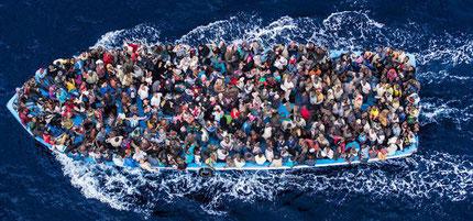 UNHCR-Halbjahresbericht 2015 - hier klicken