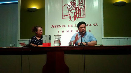 Marta Sanz y Daniel Bernal Suárez