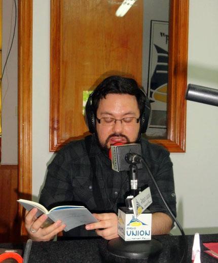 Daniel Bernal Suárez en Radio Unión