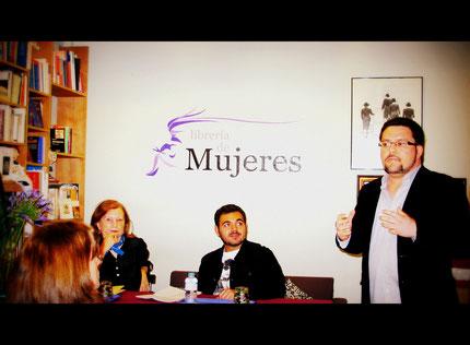 María Teresa de Vega, Daniel María y Daniel Bernal Suárez