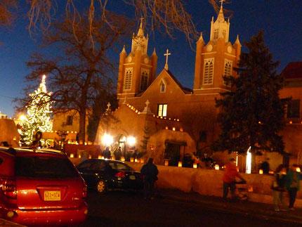 San Felipe de Neri Parish, Old Town, Albuquerque