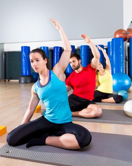 Pilates Kurse in Hunzenschwil für alle Levels, Vita-Fit, Trix Rey