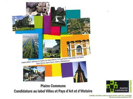 Introduction du dossier Plaine-Commune Pays d'art et d'histoire