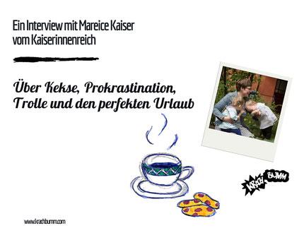 © Katja Grach - Interview mit Mareice Kaiser