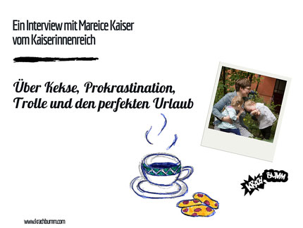 © Katja Grach - Interview mit Mareice Kaiser