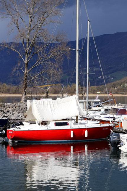 Virginie Varon - Design-by-Virg - Fotograf Reutlingen Landschaftsfotografie Lac du Bourget