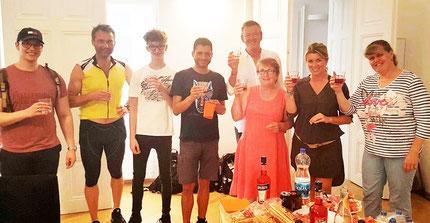 Sommerkurse Spanisch, Italienisch in der Sprachschule Alegría