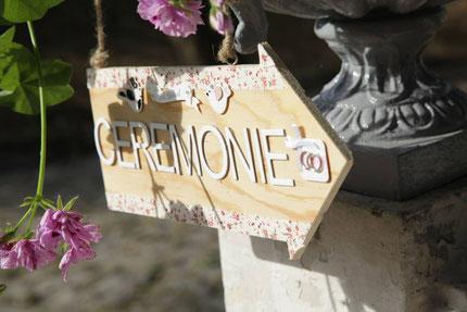 Cérémonie laïque de Mariage / Votre Cérémonie by Charlotte Vilain / Officiante de cérémonie laïque