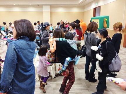 群馬地育キャンパス inイオンホール イベント