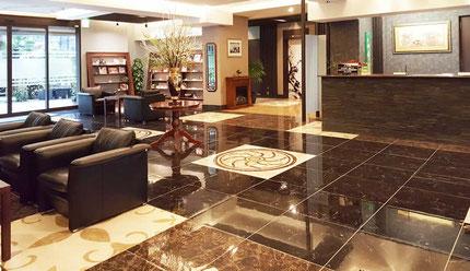 ビジネスホテル/レジャーホテル/観光旅館ロビー&共有部にセントウェーブ